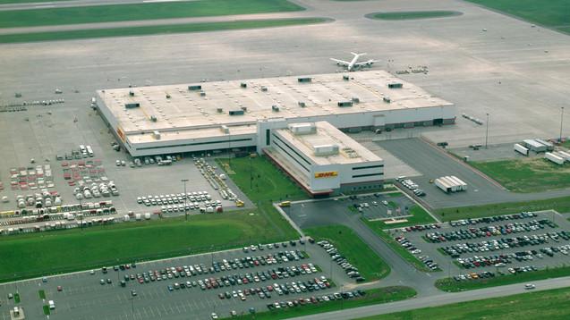 DHL Airways Inc. HUB Facility