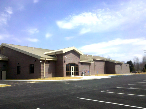 COR 0004-03 Russell County Detention Cen