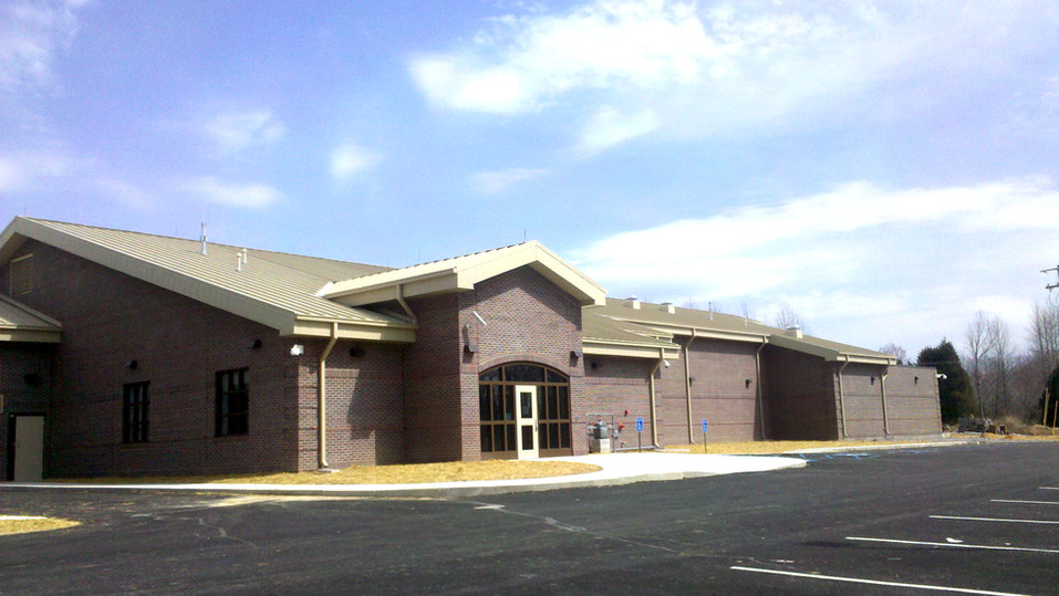 Russell County Detention Center