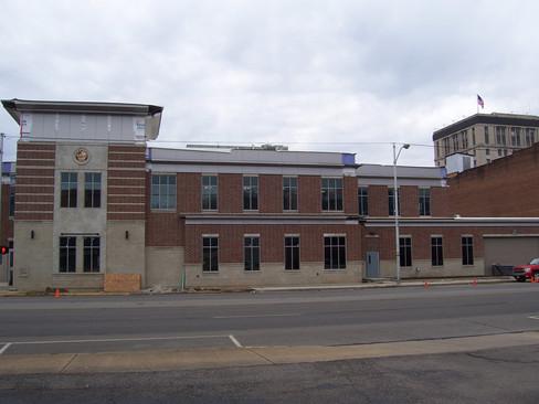 SAF 0037-08 Ashland Police Headquarters.