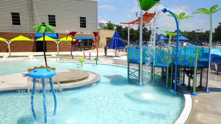 AQ 0108-10 Blue Ash Wading Pool, Blue As