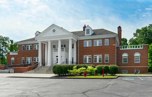 MUN 0055-11 Hudson City Hall, Hudson OH.