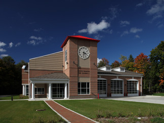 North Olmsted Township Fire Station