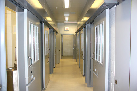 COR 0004-08 Russell County Detention Cen