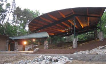 CMP 0043-01 Tamarack Camps Amphitheater.