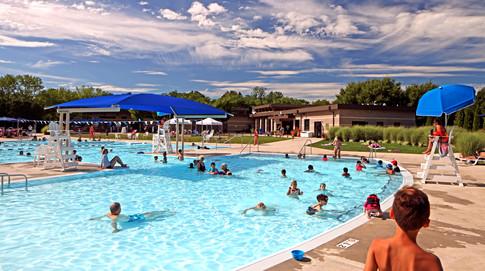 Princeton Community Park Pool