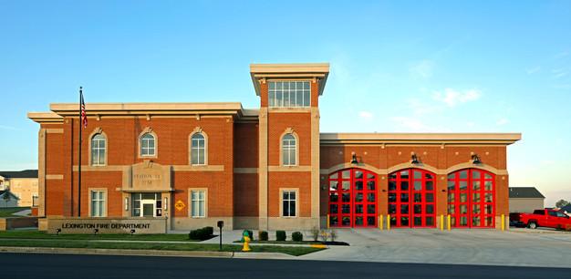 SAF 0044-16 Lexington Fire Station No 24