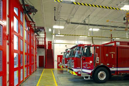 SAF 0044-19 Lexington Fire Station No 24