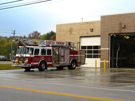 SAF 0052-02 Olmsted Township Fire Statio
