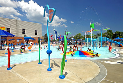 AQ 0108-16 Blue Ash Wading Pool, Blue As