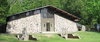 CMP 0043-07 Tamarack Camps Staff Lounge.