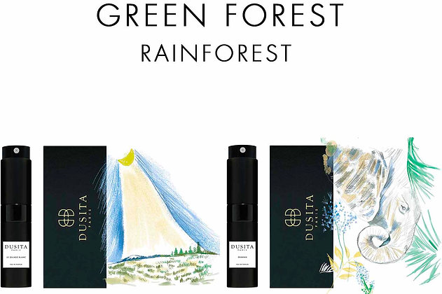 Rainforest - Le Sillage Blanc & Erawan