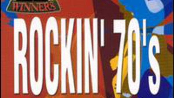 21 Winners: Rockin 70's / Various : Rockin 70's Rock 1 Disc CD