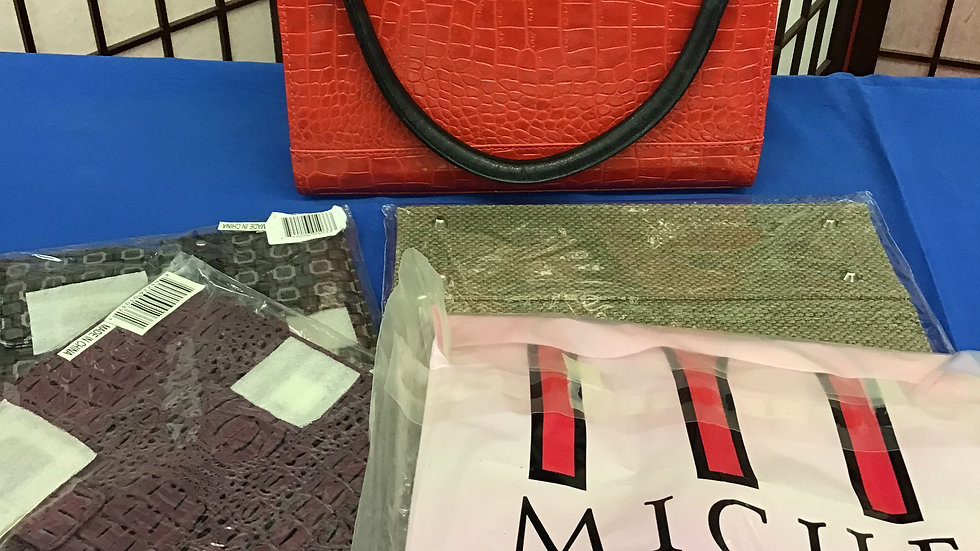 Miche bag with 4 covers W