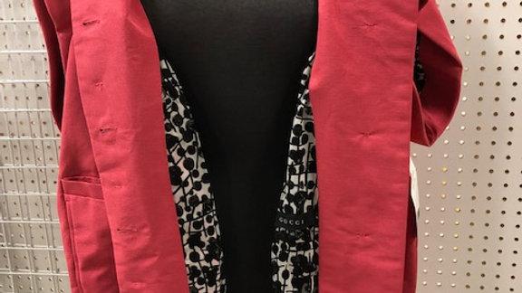 Gucci Coat (Fushia)