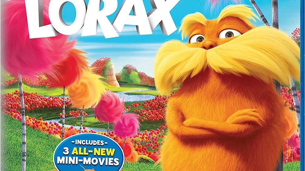 Dr.Seuss' The Lorax Blu-Ray