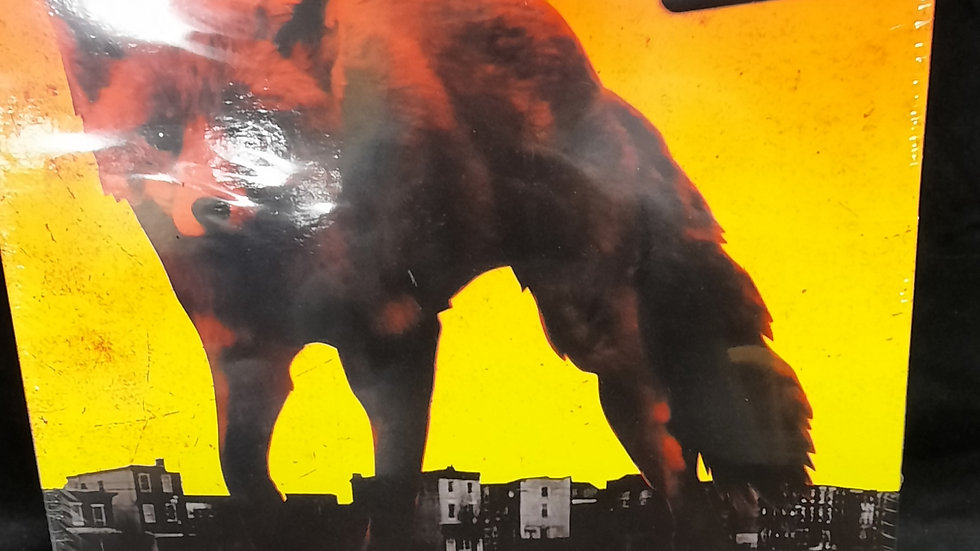 The prodigy limited edition 3Lp never opened