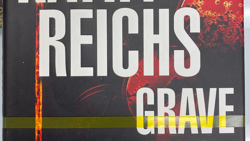 Kathy Reichs grave secret