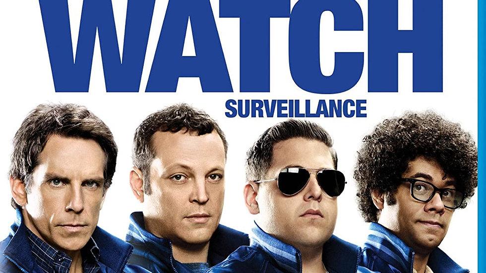 The Watch [Blu-ray]