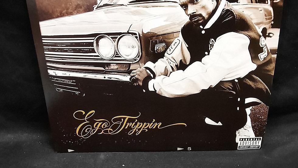 Snoop Dogg vinyl album with sleeve