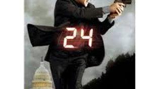 24: Season Seven (DVD) Sealed