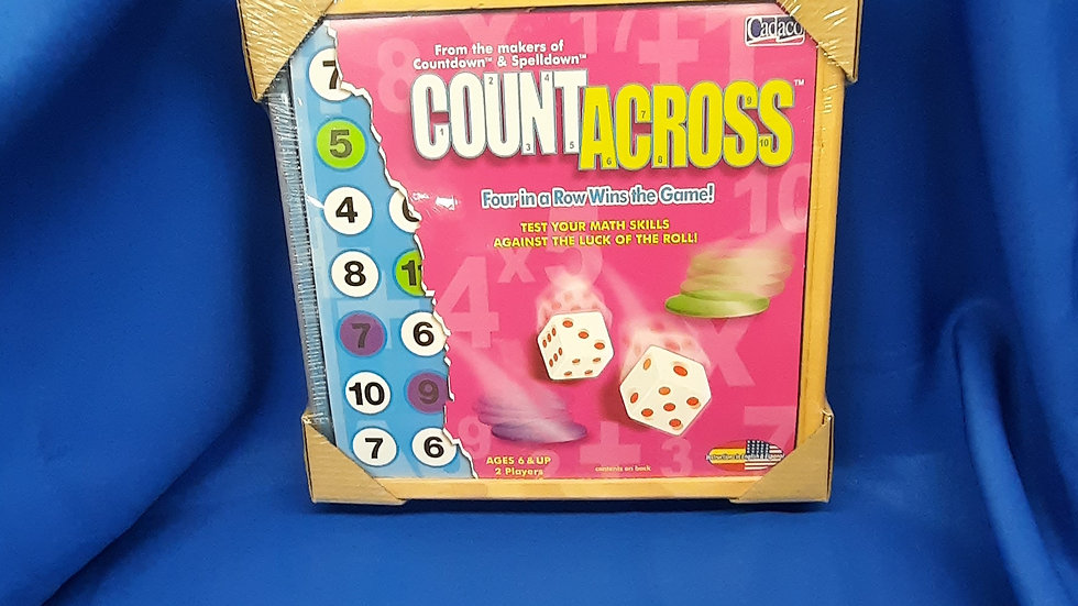 Count across game