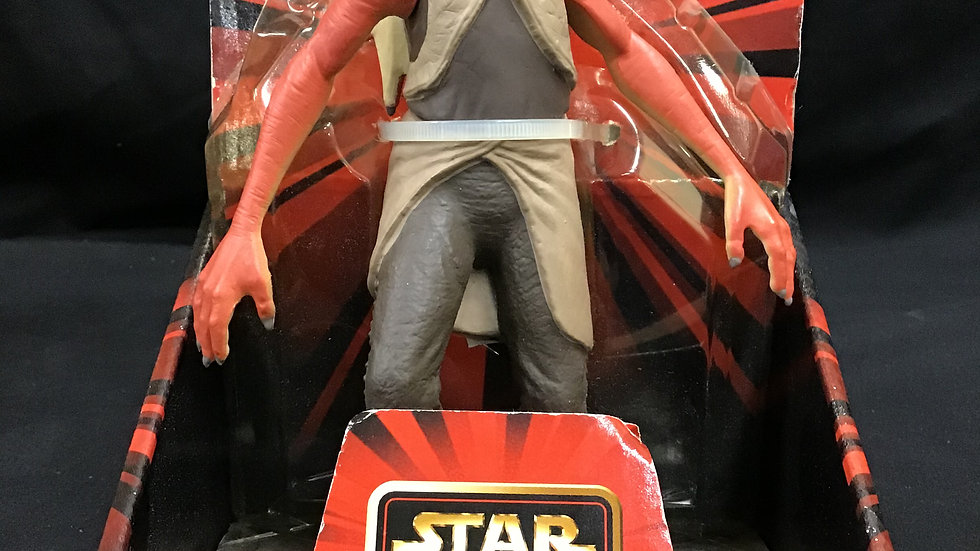 Star Wars Episode I Jar Jar Binks Kid's Collectible figurine in original packagi