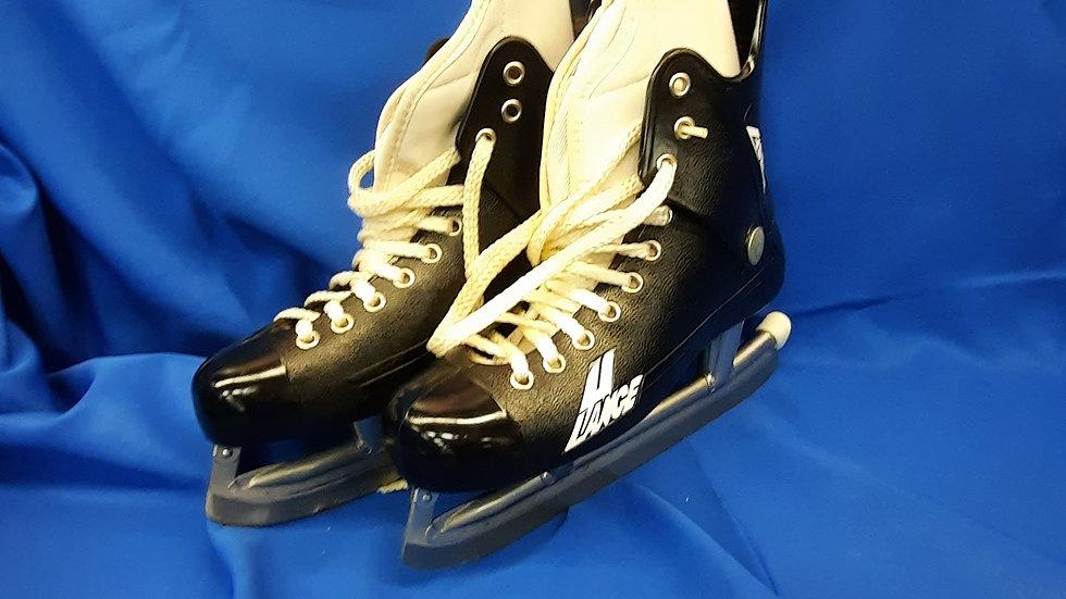 Men's Lange size 10 skates W