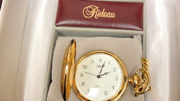 Rideau Swiss Pocket Watch
