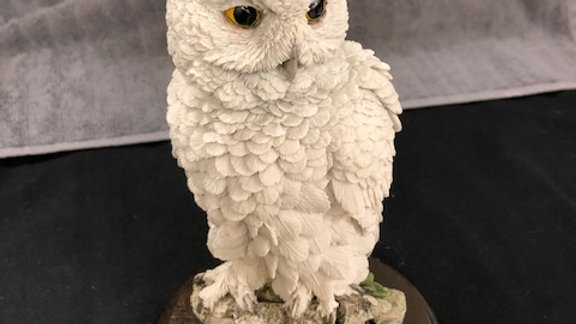 Owl Statue AS-IS