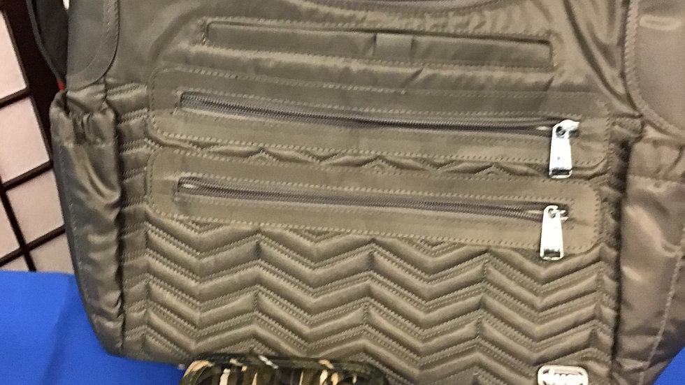 Lug camper purse and splits wallet W