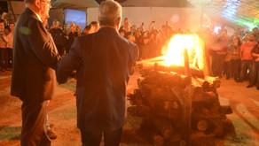 Crespo dá início a 40ª Festa Junina Beneficente de Sorocaba