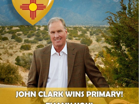 John Clark Wins Big at the Primary Election for District #9!