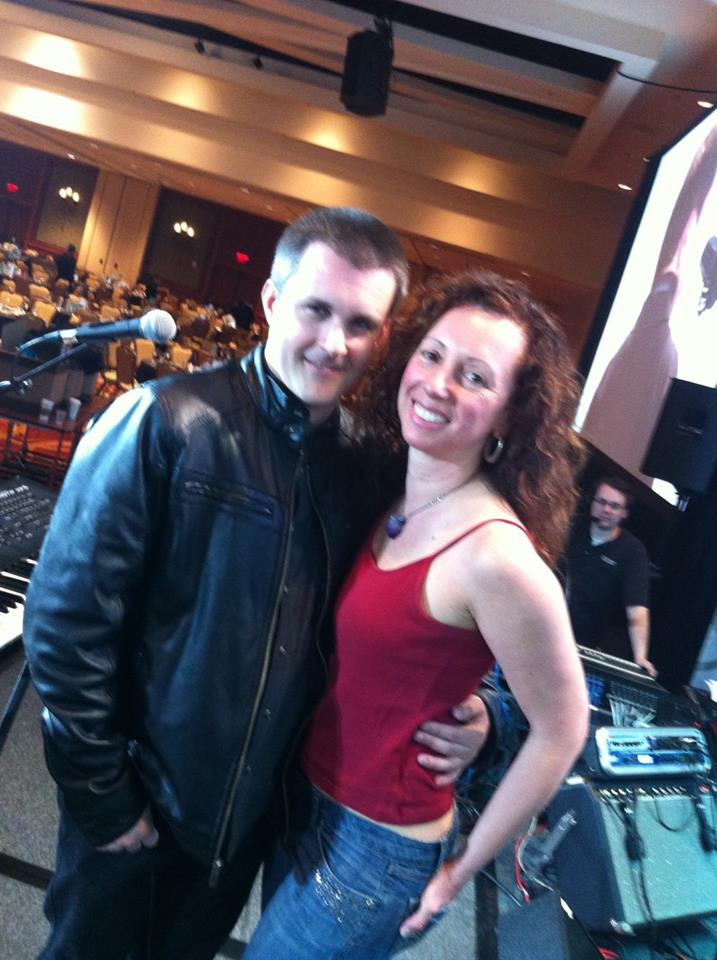 James Auburn & Maureen Medeiros