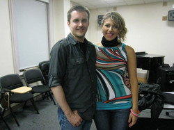 Yasmin Kalach & James Auburn