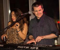 James Auburn (with Angela Rossi)