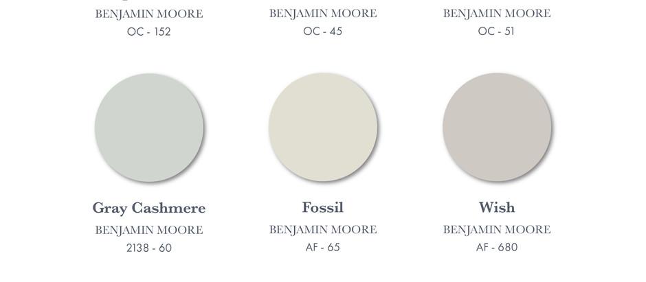 Benjamin Moore Spring Paint Colors