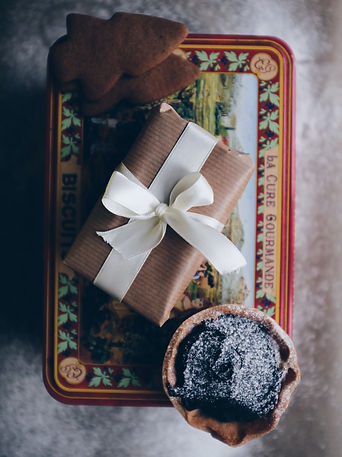 Never underestimate the power of the just because present—it's wonderful during the holidays, but equally lovely any time of year. It's a...