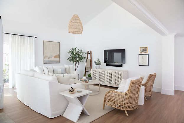 Nothing makes us happier than showing off a finished project, and this light and bright renovation feels like a breath of fresh air. From...