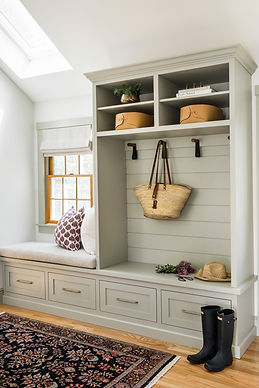Make the Most of Your Mudroom