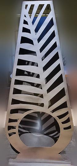 Kiwi Fern design