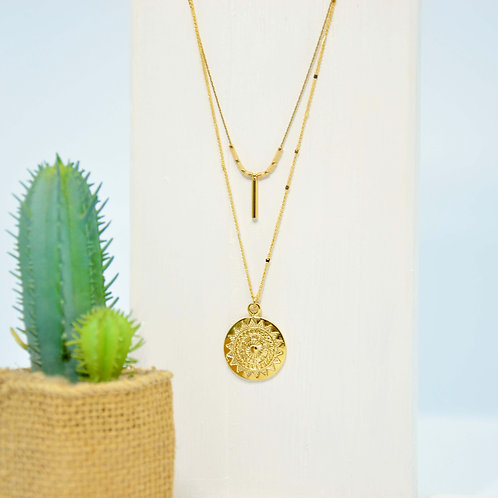 Collier Double LISE