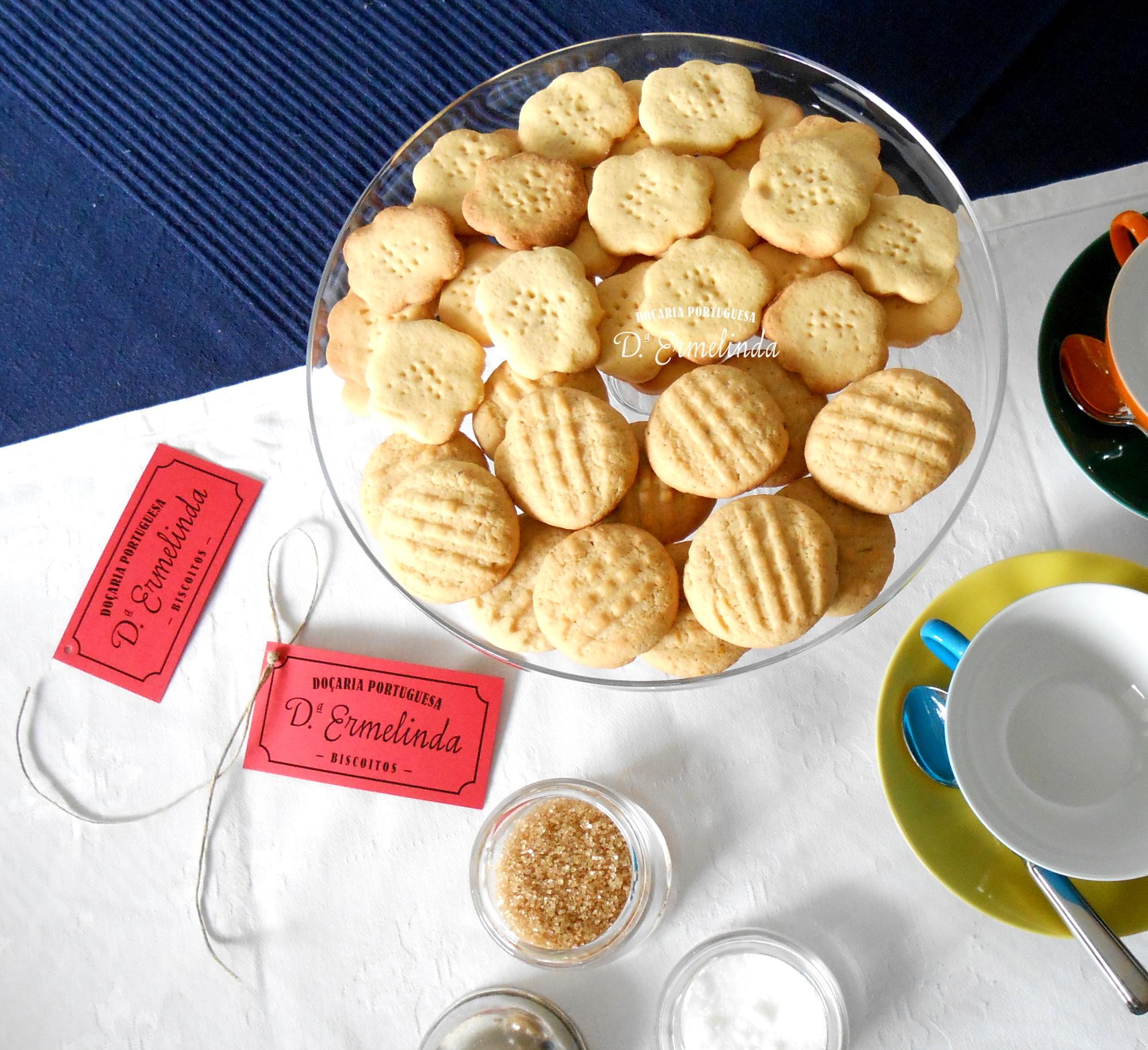 Taça de biscoitos