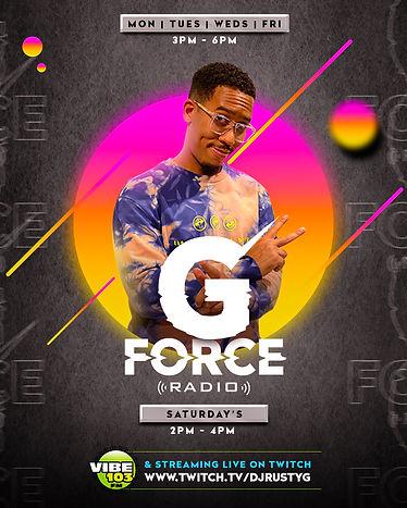 G Force Radio