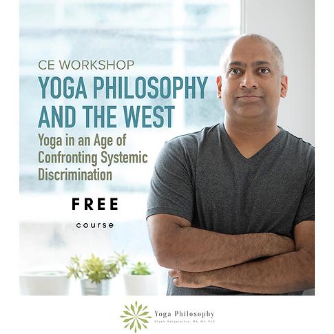 FREE 4 CE Hour Course (Yoga Alliance)
