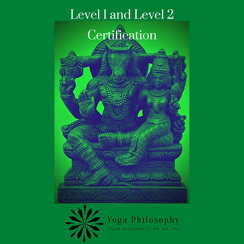 Level 1 and Level 2 Certification