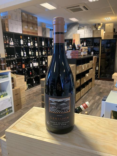 Lemelson Pinot Noir 2016