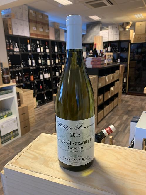 Chassagne-Montrachet 1er Cru Morgeot 2015
