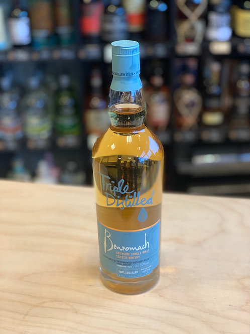 Benromach - Triple Distilled