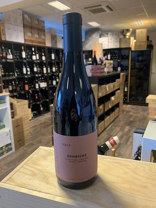 Gehricke Pinot Noir 2017